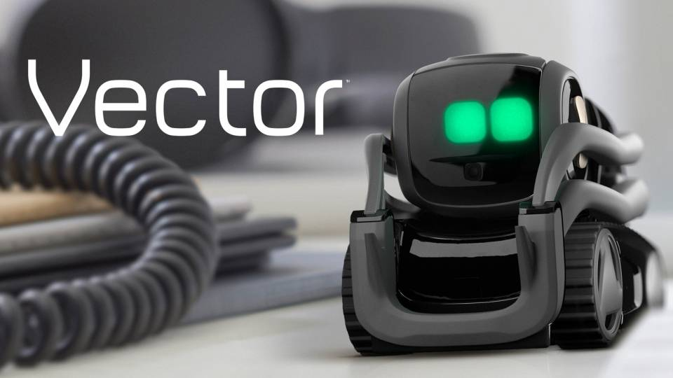 Aniki Vector – the robot for your desk