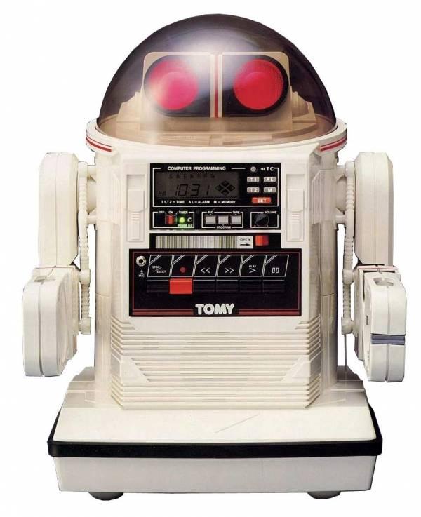 omnibot-robot