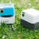 PLEN Cube personal assistant robots that track your face and answer to your commands