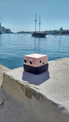 otto zero by personalrobots.biz