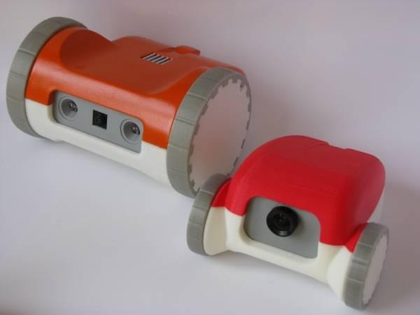 zerobot esp raspberry pi robot