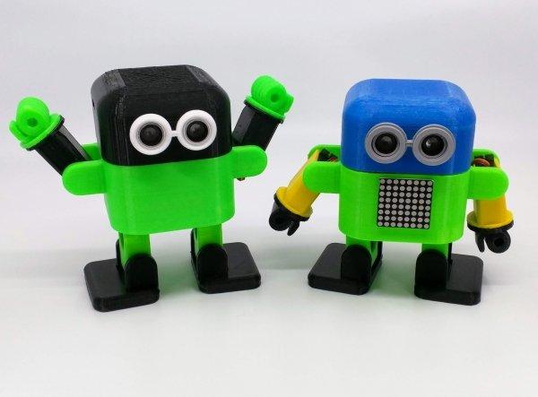 Otto+Arms robot