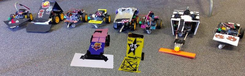 battlebots robot kit