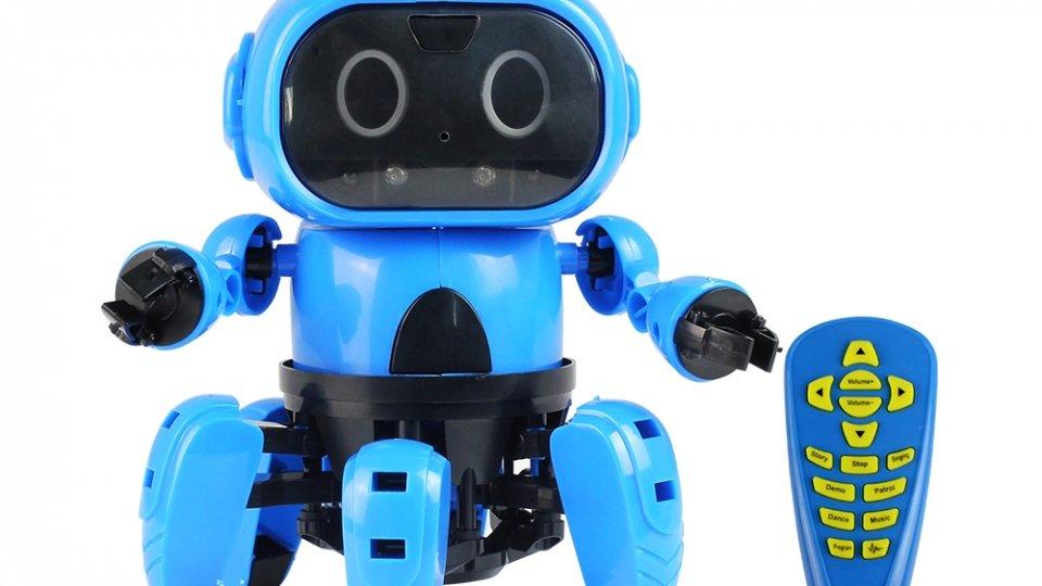 mofun-robot-diy