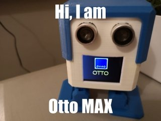 Otto-diy-MAX from Otto Builders Community