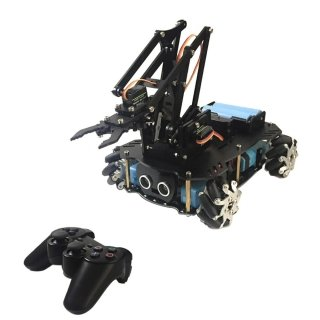 Pi Smart RC Robot Arm Car