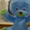 Huggable is a robotic bear and want make you smile