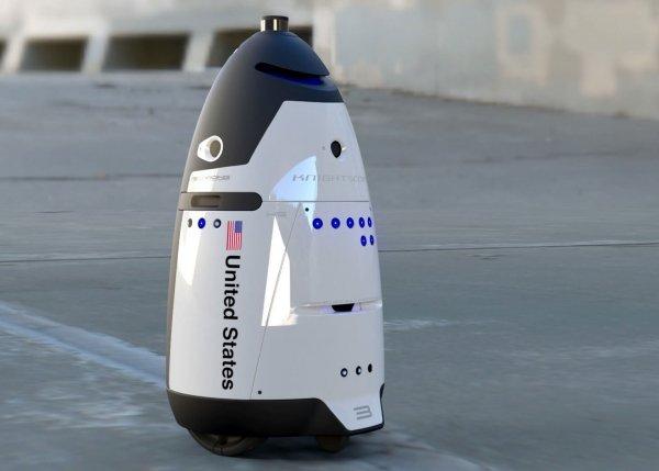K5-Security-Robot