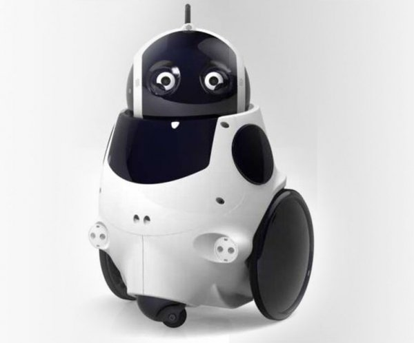Qbo-one-robotic-assistant