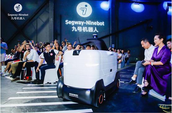 SegwayNinebot-delivery-robot
