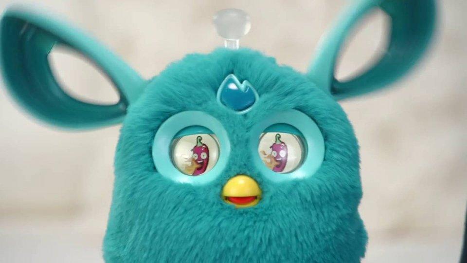 furby-toy-robot