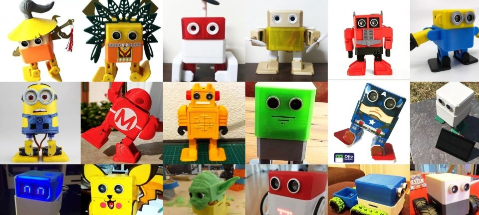 otto-diy-robots