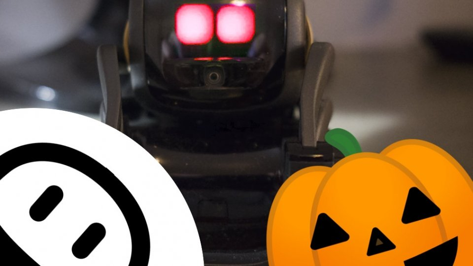 A Scary Robot Halloween with Cozmo and Vector! - Personal Robots