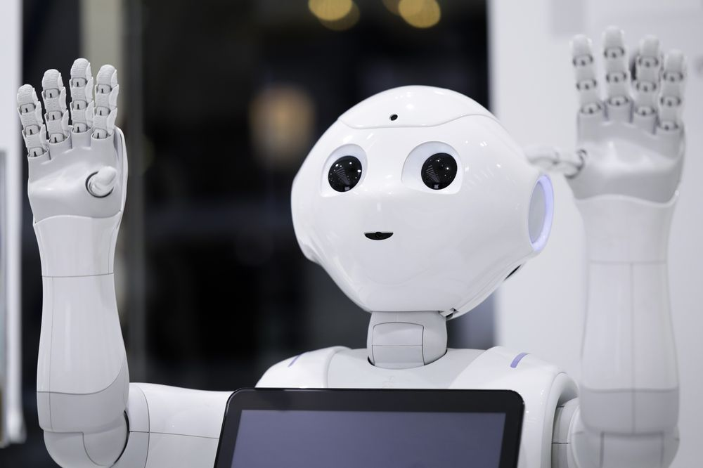 How About A Interview With Pepper Robot Personal Robots