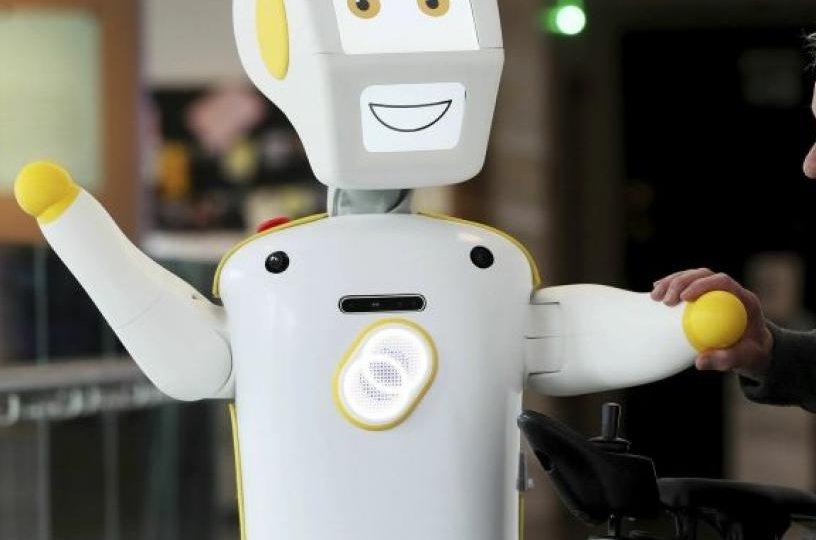 stevie-assistant-robot-companion