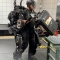 The Convergence of Humans and Robots using Exoskeletons