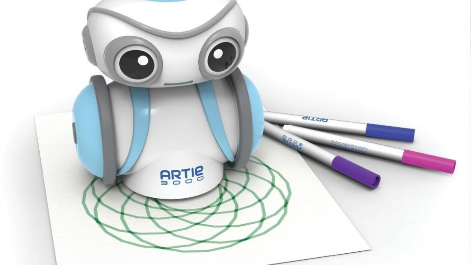 artie-3000-drawing-robot