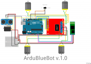 Connection-circuit-of-the-H-bridge-the-HC-SR04-sensor-and-the-Bluetooth-module-HC-05-to