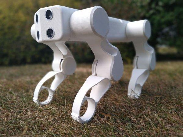 3d-printed-arduino-quadruped-robot