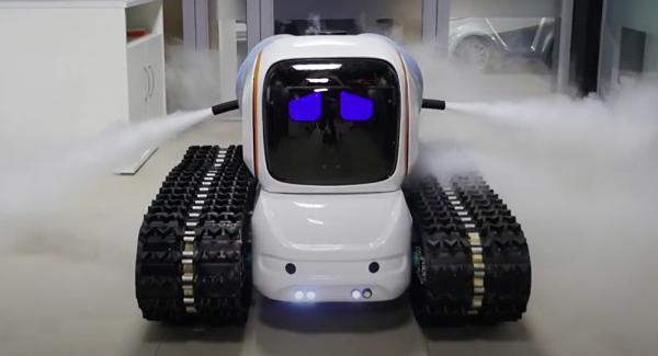 avrora-robotic-tank-robot-disinfectant