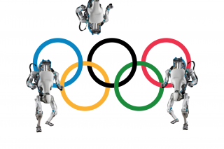 olympic-robot