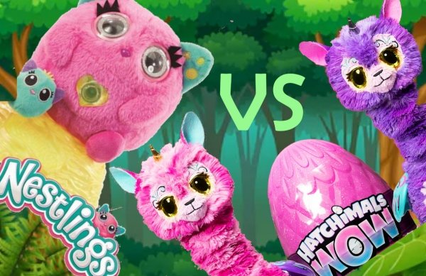 Hatchimals-WOW-vs-nestlings