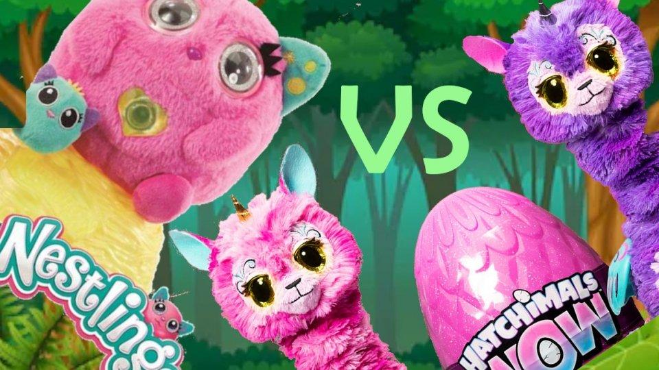 Hatchimals-WOW-vs-nestlings