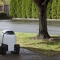 DAX - semi autonomous robot helping for deliveries