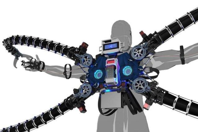 robot-extension