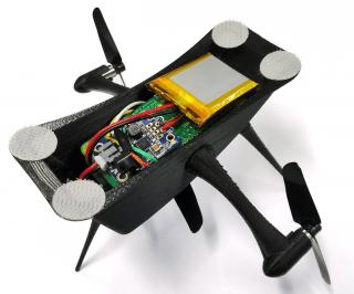 robot gondola hackaday