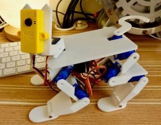m5stack-laser-cut-robot-cat