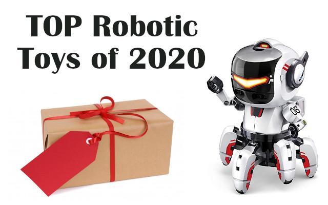 top-robotic-toys-2020