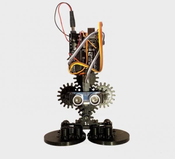 cogsy biped robot