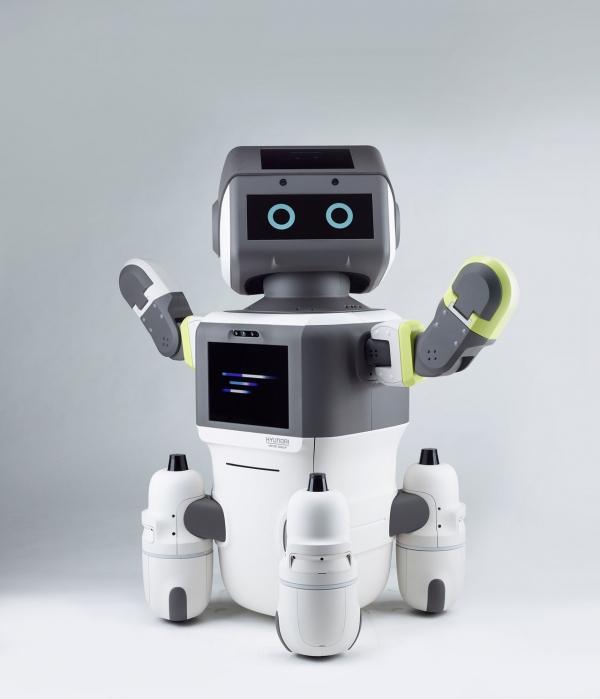 hyundai-robot DAL-e